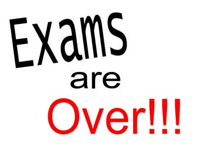 Image result for exams are over free images